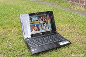 Acer Aspire One 725 outdoors