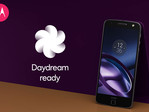 The Android 7.0 update (coming this week) will make the Moto Z and Moto Z Force Daydream-ready. (Source: Motorola)
