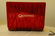 Toshiba's Qosmio X300 is a solid, high performance notebook with outstanding design.