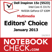 Award Dell Inspiron 15z-5523