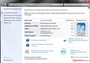 System info Windows 7 Experience Index
