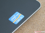 The new review model also comes with an Intel Core i5 processor.