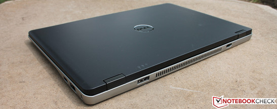 Dell Latitude 6430u HD+: a good ultrabook with an imperfect display