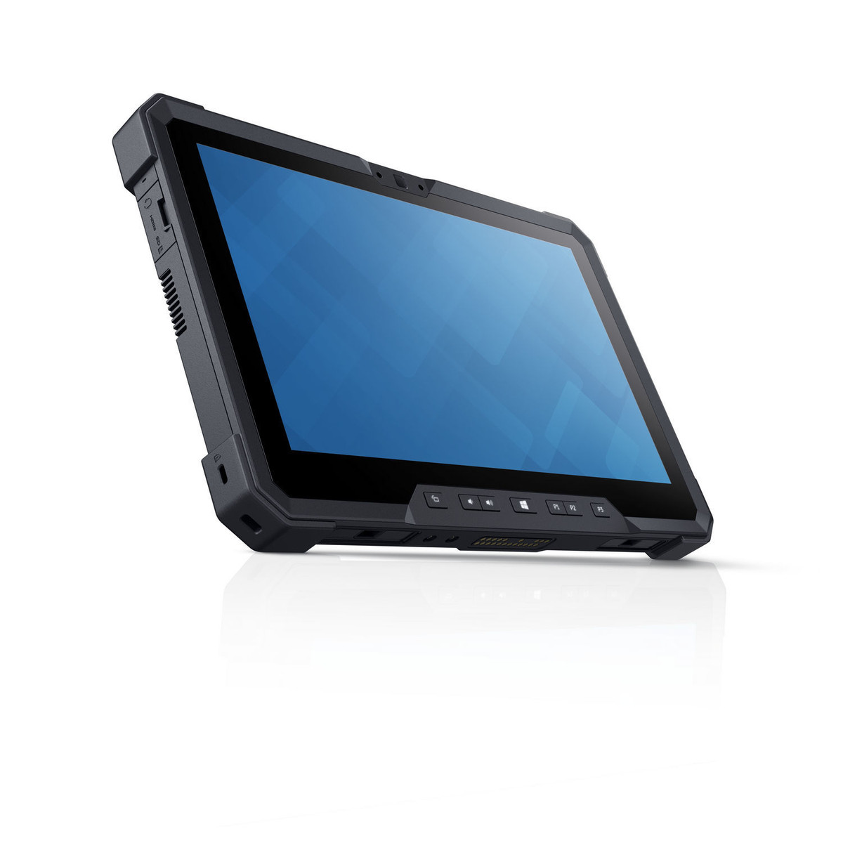 dell launches latitude 12 rugged tablet - notebookcheck news