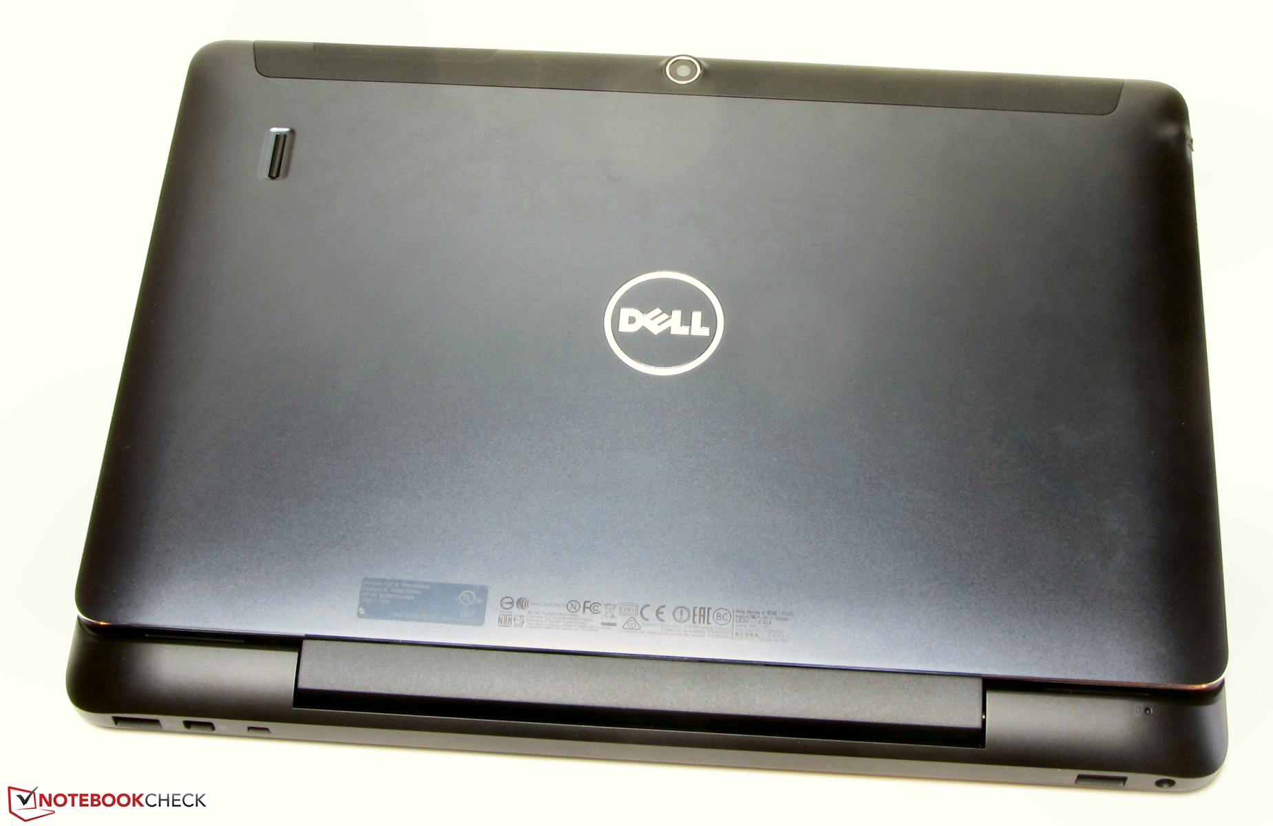 d58f3b8944c2 Dell Latitude 13 7350 Convertible Review - NotebookCheck.net Reviews