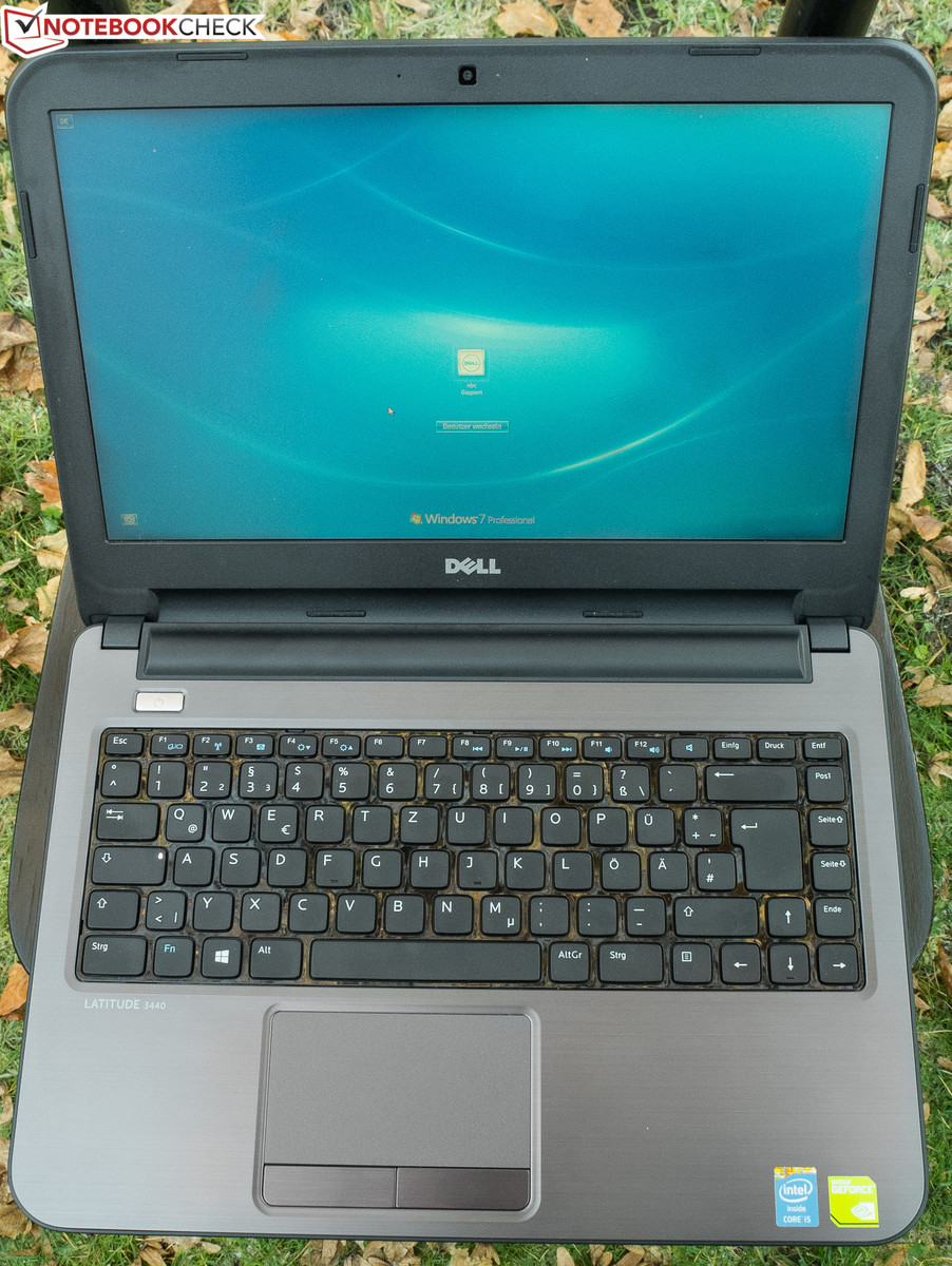 Review Dell Latitude 3440 Notebook Notebookcheck Net Reviews