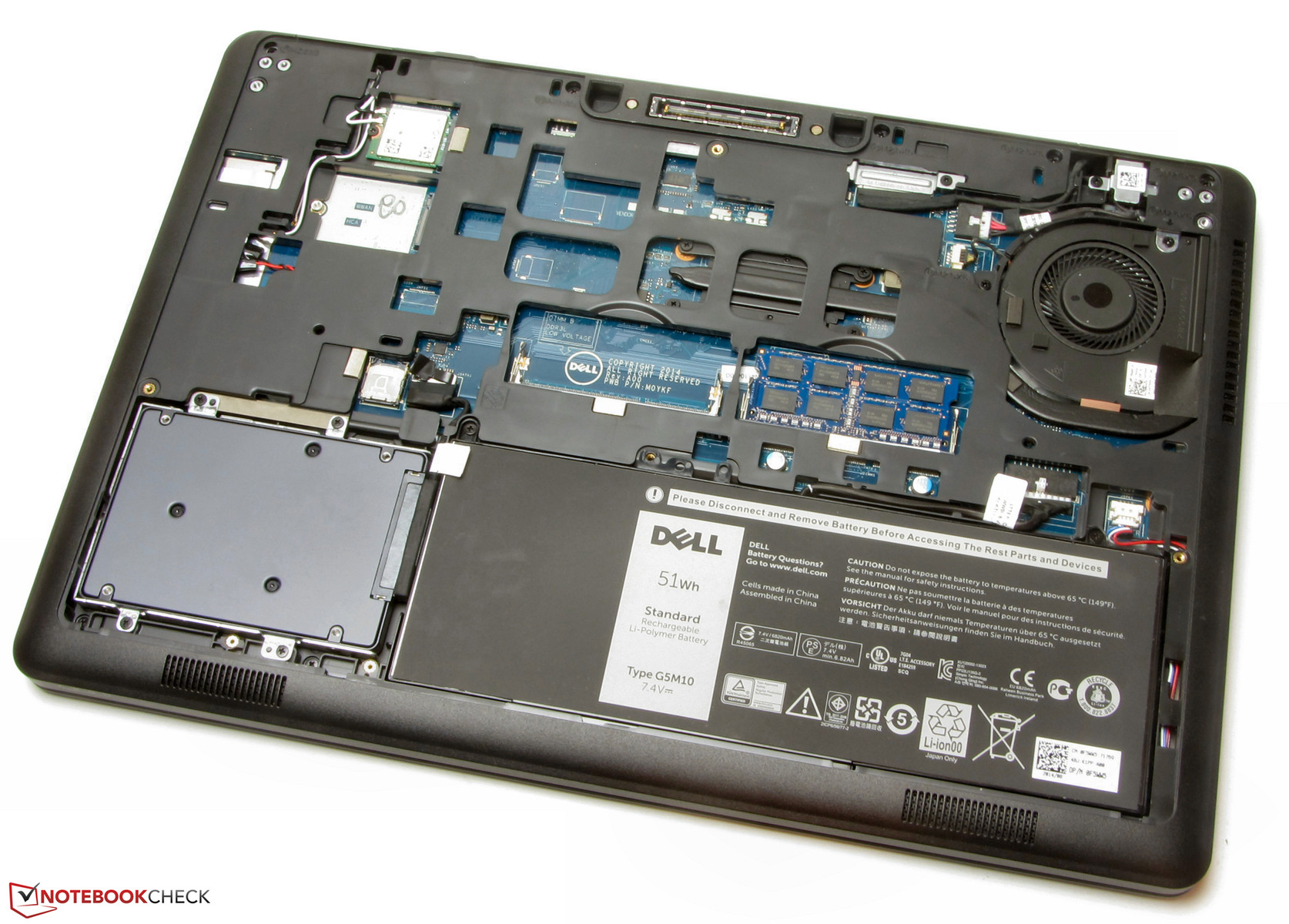 Dell Latitude E5550 Broadwell Notebook Review Update
