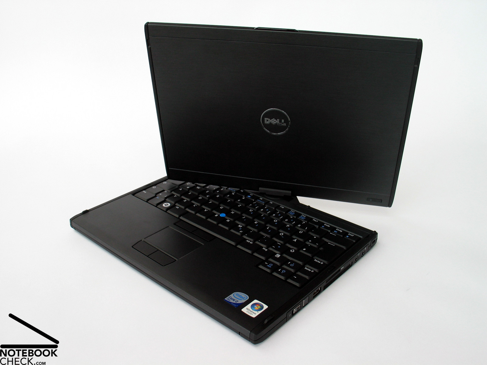 Review Dell Latitude XT Convertible / Tablet PC - NotebookCheck.net Reviews