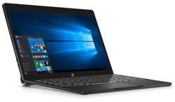 In review: Dell XPS 12 9250 4K. Test model courtesy of Dell Germany