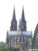 Cologne Cathedral: 100 percent zoom