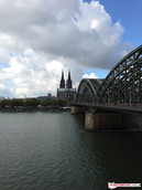 Cologne Cathedral: image without zoom