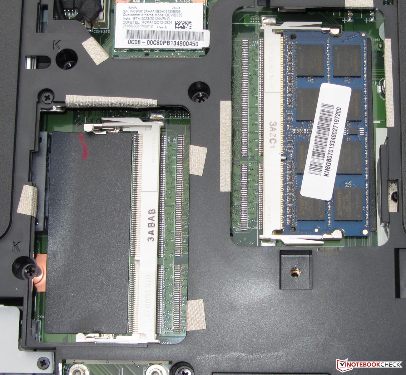Review Acer Aspire E1-772G 54208G1TMnsk Notebook - NotebookCheck.net Reviews