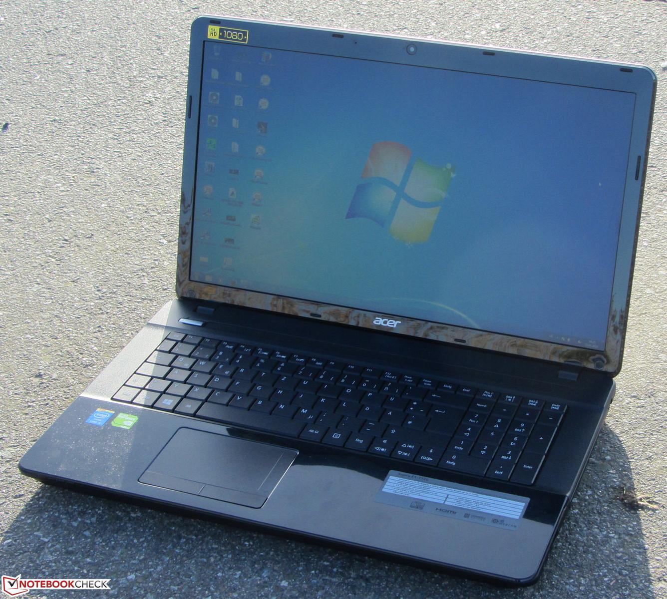 Review Acer Aspire E1 772g 54208g1tmnsk Notebook