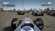 Only few games can be played in HD full resolution - e.g. F1 2012.