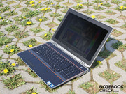 Twin test: We have looked at the Latitude E6520 with an i5/HD screen (basic version), as well as