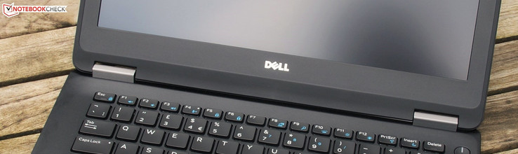 Dell Latitude 12 E7270 Notebook Review - NotebookCheck net