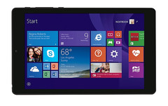 E Fun Nextbook 8-inch Windows tablet with Intel Atom processor