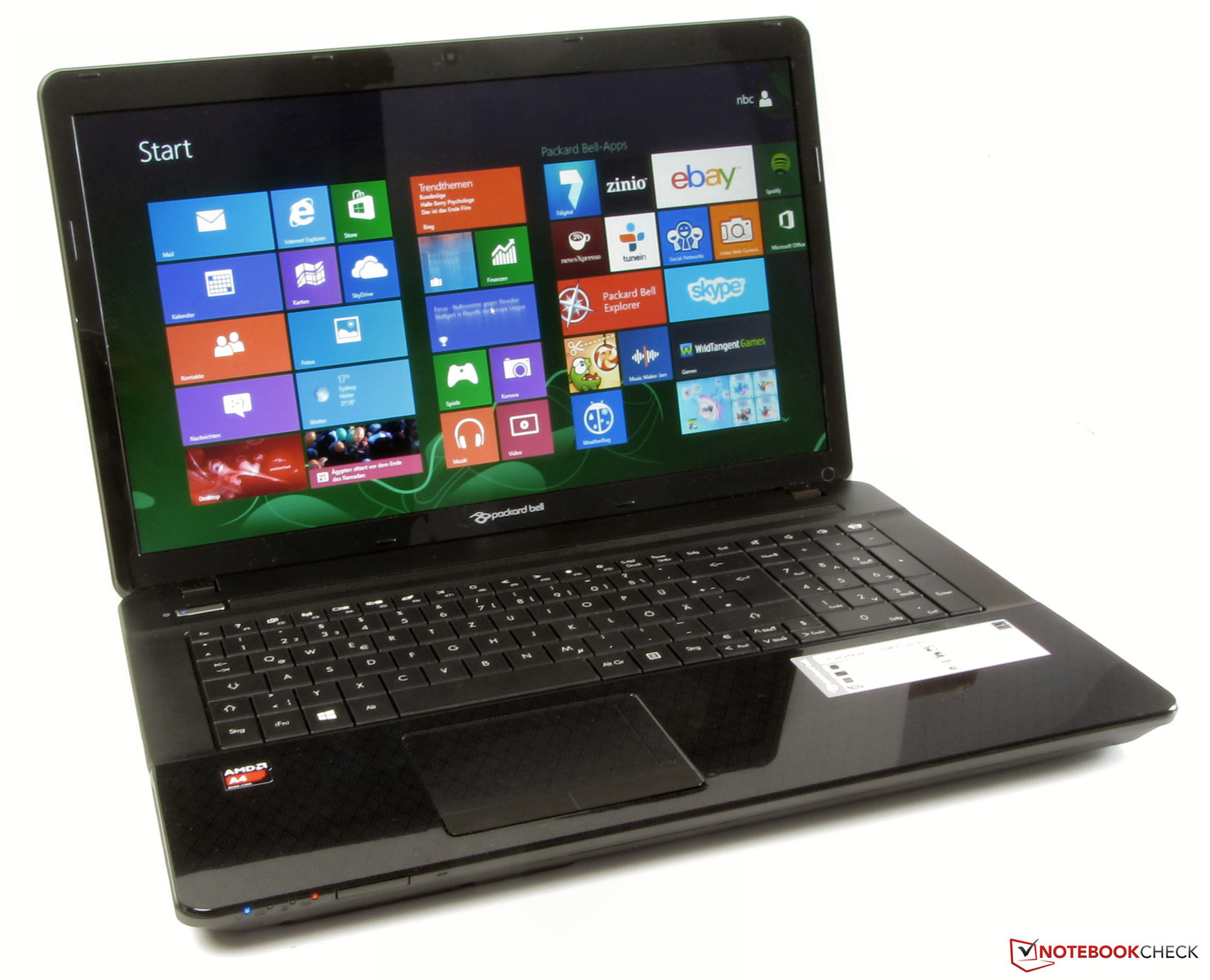 Packard Bell EasyNote LE69KB Broadcom WLAN Driver for Windows