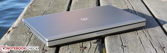 Review HP EliteBook 8460p Notebook - NotebookCheck net Reviews