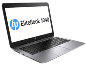 In Review: HP EliteBook Folio 1040 G1. Model courtesy of HP Store
