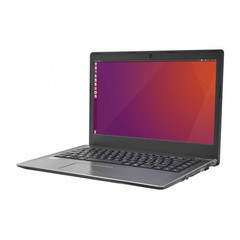 Entroware Orion notebook with Ubuntu and Skylake processor