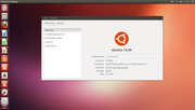 Ubuntu Linux 13.04 can be used.