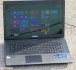 The Asus F75A-TY078H.
