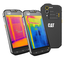 Cat S60 smartphone will integrate thermal imaging camera