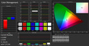 Color Management (calibrated)
