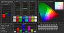 calibrated color fidelity