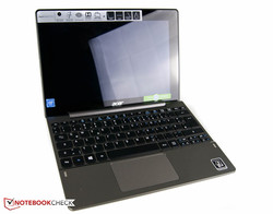 In review: Acer Aspire Switch 10 V. Test model courtesy of Cyberport