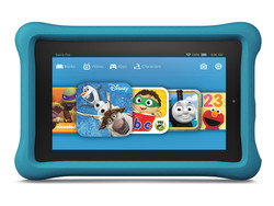 In review: Amazon Fire Kids Edition. Courtesy of Amazon Germany.