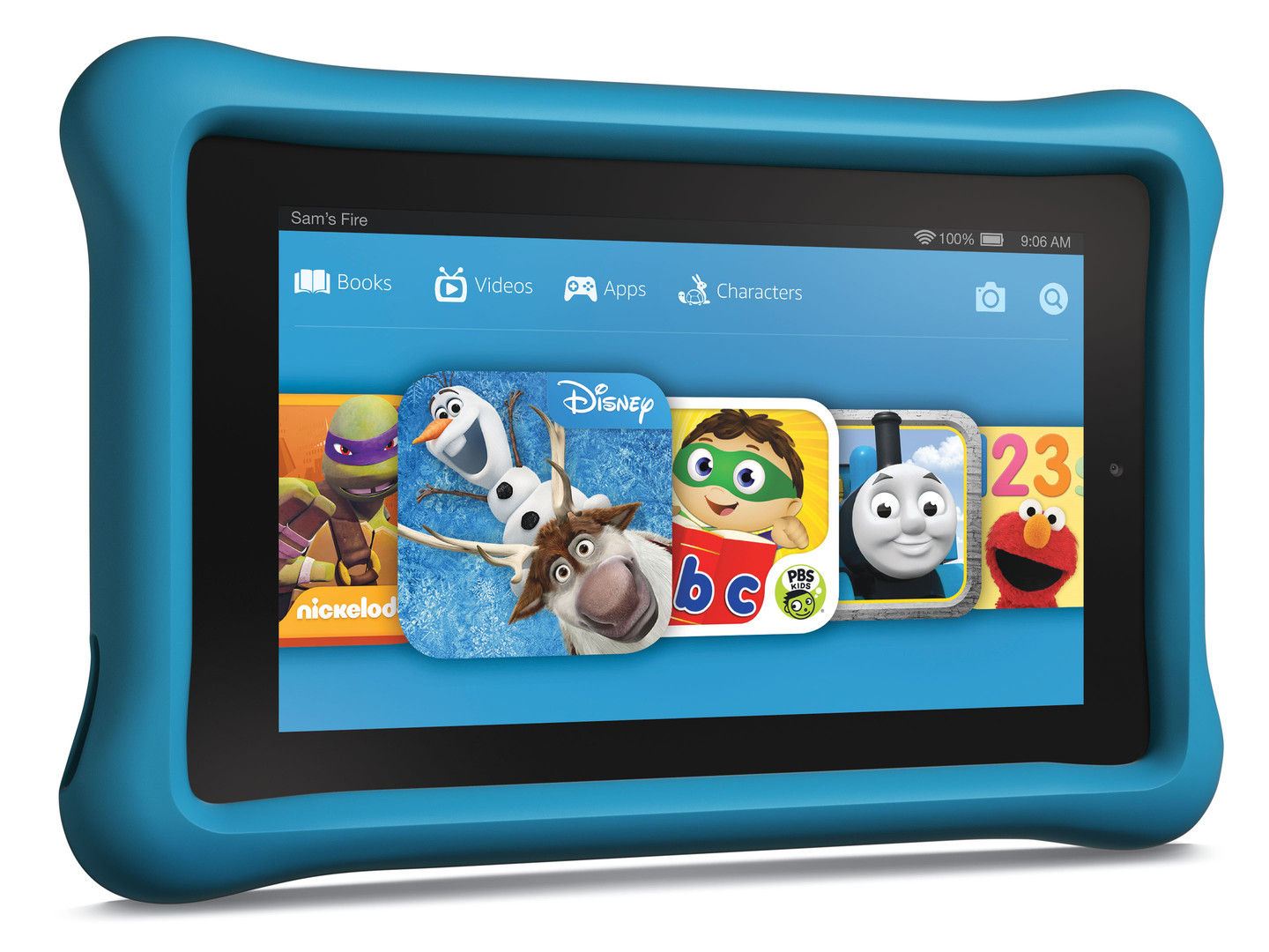 c0f8ea00ae50bd Amazon Fire Kids Edition (Late 2015) Tablet Review - NotebookCheck ...