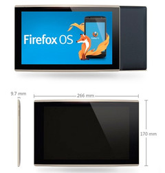 Mozilla's upcoming Firefox OS tablet specs leaked online