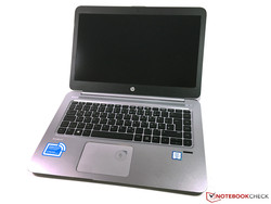 Outrageously expensive: HP EliteBook Folio 1040 G3