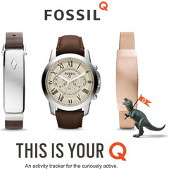 Fossil Group acquires Misfit