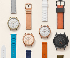 Fossil Q hybrid smartwatches available for purchase January 2017, three more announced at CES 2017