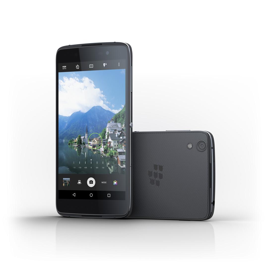 BlackBerry DTEK50 Smartphone Review - NotebookCheck net Reviews