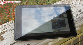 Outdoor use Asus Fonepad ME372CG