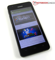 The Huawei Ascend G525 is an entry-level smartphone, despite its quad-core SoC.