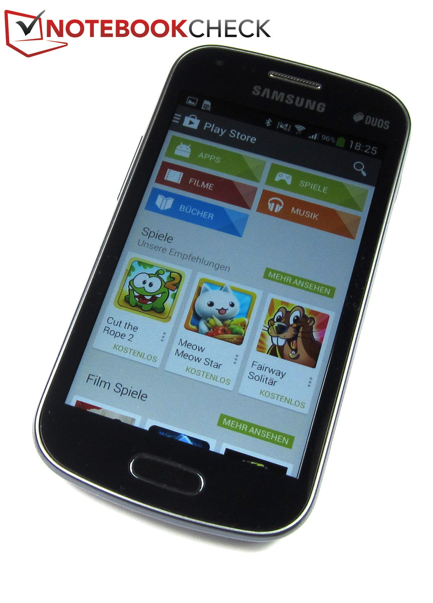 review samsung galaxy s duos 2 gt s7582 smartphone. Black Bedroom Furniture Sets. Home Design Ideas