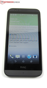 The LTE Smartphone HTC Desire 510 sells for 200 Euros (~$250).