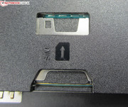...and the Micro-SIM card slot are accessible as well.