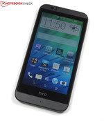 Low price, Android 4.4, quad-core SoC: the HTC Desire 510