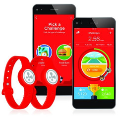 Fuhu Nabi Compete fitness trackers for kids and families