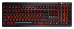 G.SKILL's new KM570 MX mechanical keyboard. (Source: G.SKILL)