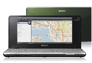 A GPS module is supposed to be onboard of the Sony Vaio VGN-P11Z, too.
