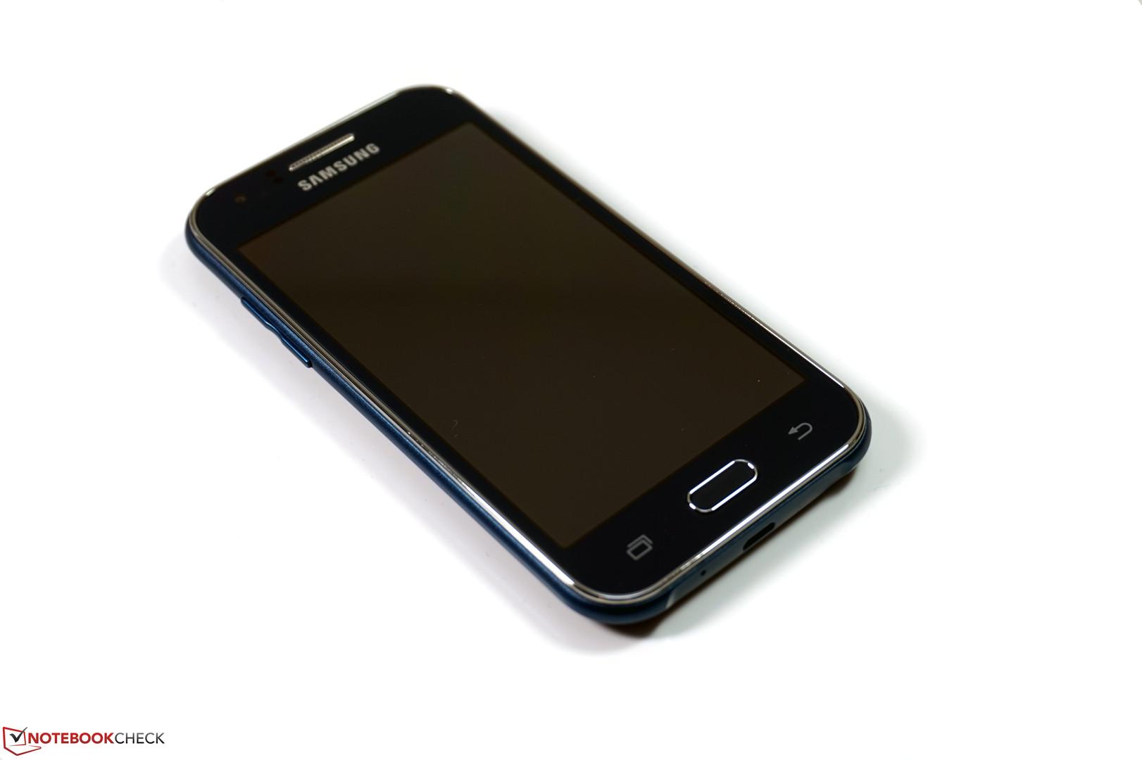 Samsung Galaxy J1 Smartphone Review - NotebookCheck net Reviews