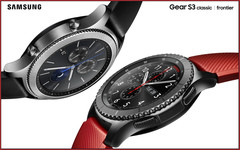 Samsung Gear S3 smartwatch, Samsung leading the wearable market for the first time