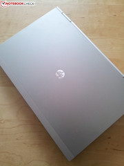 Review HP EliteBook 8470p Notebook - NotebookCheck net Reviews